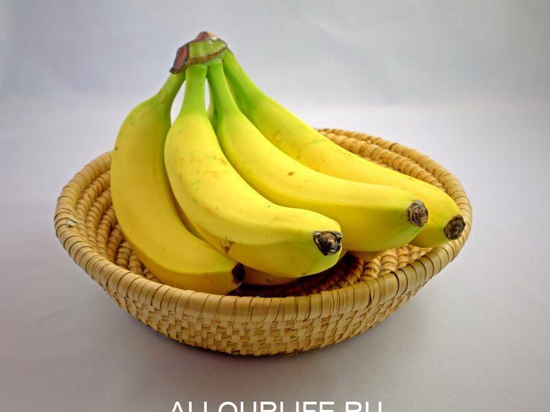 Ешьте бананы и будете здоровы. Бананы вместо таблеток, правда или миф