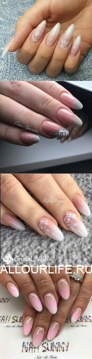 Новый тренд – омбре на ваших ногтях!