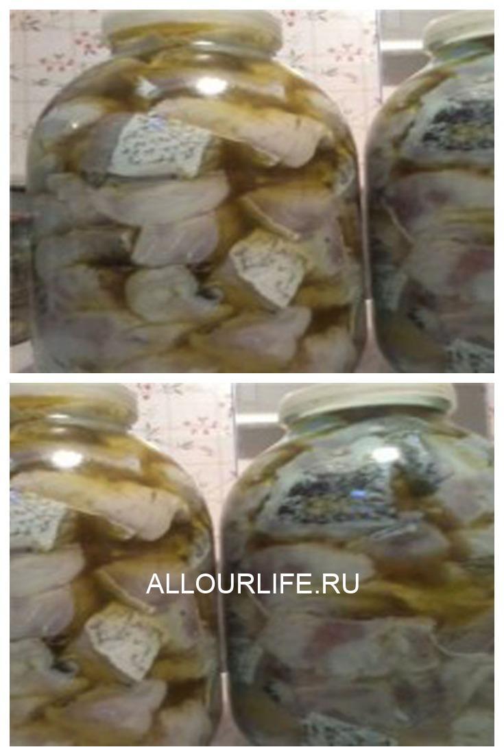 Рецепт засолки толстолобика в стеклянной банке. Нежный и очень вкусный!