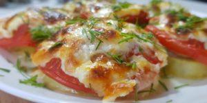 Кабачки не жарю, не тушу, а готовлю только так! Очень вкусно из обычных кабачков!
