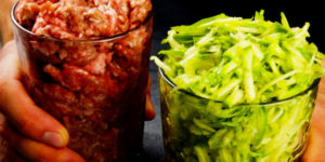 Стакан фарша и кабачки: можно готовить все лето и не надоедает