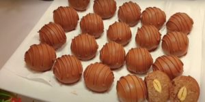 Вкусные домашние конфеты за 5 минут! Без масла, без выпечки