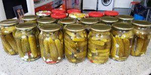 Вкусные и хрустящие огурчики на зиму без уксуса, кипятка и сахара