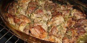 Ароматное мясо по-грузински. Нежнее мяса вы не пробовали 1
