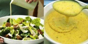 Пять вкусных соусов к салату. Совершенно новые вкусы и сочетания 1