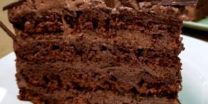 Рецепт торта «Ленивый трюфель» на сковороде за полчаса. Нежный, мягкий и влажный 1