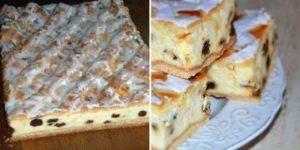 Как приготовить изумительный краковский пирог 1