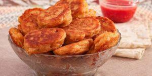 Когда хочется пирожков с капустой, но не хочется возиться с лепкой — готовлю их так: быстро и вкусно 1