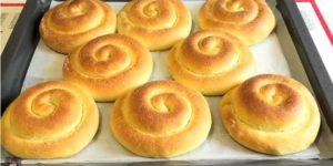Ночное дрожжевое тесто. Сахарные булочки: рецепт для самых занятых хозяек 1