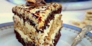 Очень вкусный торт «Халва» 1