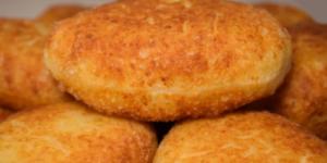 Пирожки на моём фирменном тесте -«10 минутке»: без дрожжей и жирных брызг 1