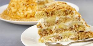 Рецепт торта за 10 минут из 3-х ингредиентов. Даже дети его приготовят 1