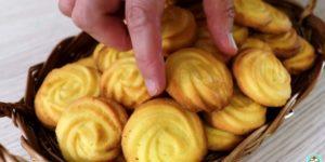Давайте сделаем вкусное печенье с маслом!